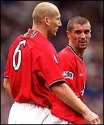 Stam and Keane